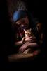 Musicians II (irfan cheema...) Tags: china pakistan light portrait music pet scarf cat persian eyes feline iran singer iranian chiaroscuro shangai cajou theunforgettablepictures irfancheema musival poald