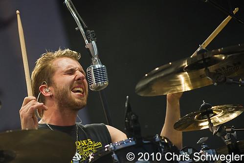 Three Days Grace - 05-22-10 - Rock On The Range, Columbus, OH