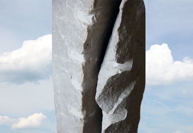 endless love  ou  lart de l infini version Brancusi by doris stricher