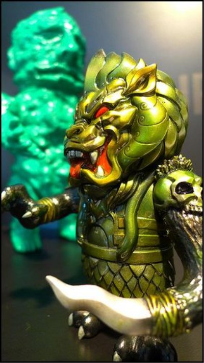Custom Mongolion by NagNagNag