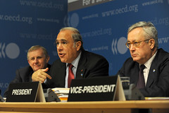 Closing press conference of the OECD Council Ministerial Meeting