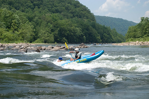 New River Gorge Kayaking New River Gorge All Day