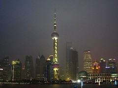 Shanghai skyline at dusk from Wusong river (Sir Francis Canker Photography ©) Tags: world life china city trip travel panorama reflection building tourism beautiful skyline night skyscraper lights noche amazing view shanghai expo gorgeous awesome edificio picture landmark visit icon tourist exhibition best most scenary reflejo stunning yangtze 上海 pudong visiting ever 外滩 nuit 陆家嘴 bund notte jinmao cina icono nit yuyuan lumieres 2010 xina rascacielos huangpu orientalpearltower lucena 城隍庙 东方明珠塔 金茂大厦 lujiazui gratteciel chenghuangmiao 外灘 浦东 浦東 shanghaiworldfinancialcenter 黄浦区 上海环球金融中心 上海環球金融中心 sirfranciscankerjones 黄浦區 pacocabezalopez