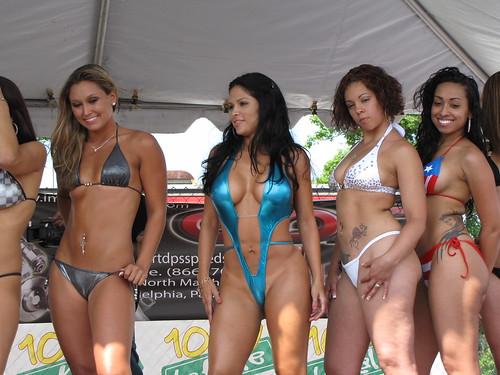 Latina bikini contest