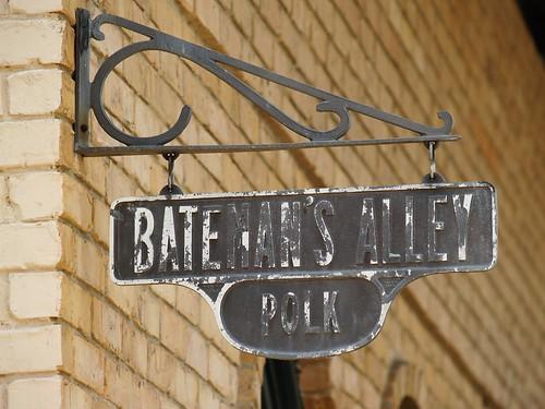 Bateman's Alley