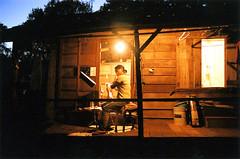 Nozomi (Lucille Kanzawa) Tags: brazil brasil japanese flute nightlight woodenhouse japonesa flauta mirandpolis casademadeira luznoturna lucillekanzawa comunidadeyuba yubacommunity girlplayingtheflute meninatocandoflauta