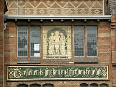 Rijksmuseum , Amsterdam 25.05.2010 (szogun000) Tags: old building netherlands amsterdam museum architecture vintage cityscape nederland olympus rijksmuseum complex noordholland museumdistrict northholland sp550uz