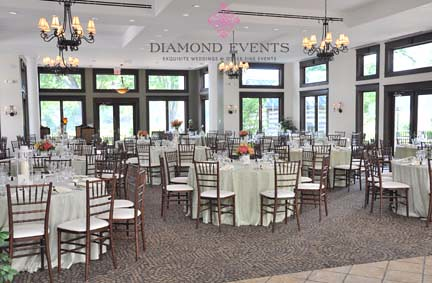 Whitehall Manor Wedding Reception