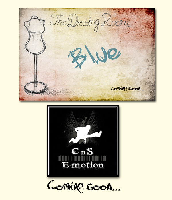 The Dressing Room BLUE - CnS E-motion