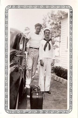 Bill and Frank Stebner