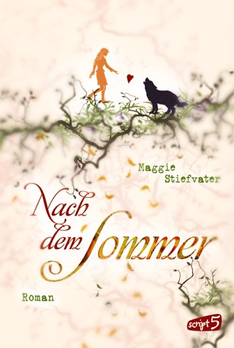 German edtion of Shiver by Telltale Crumbs.