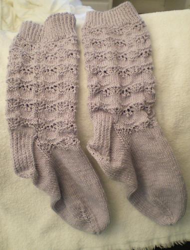 baby's breath socks finis