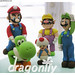 Super Mario Characters / Personagens de Super Mario
