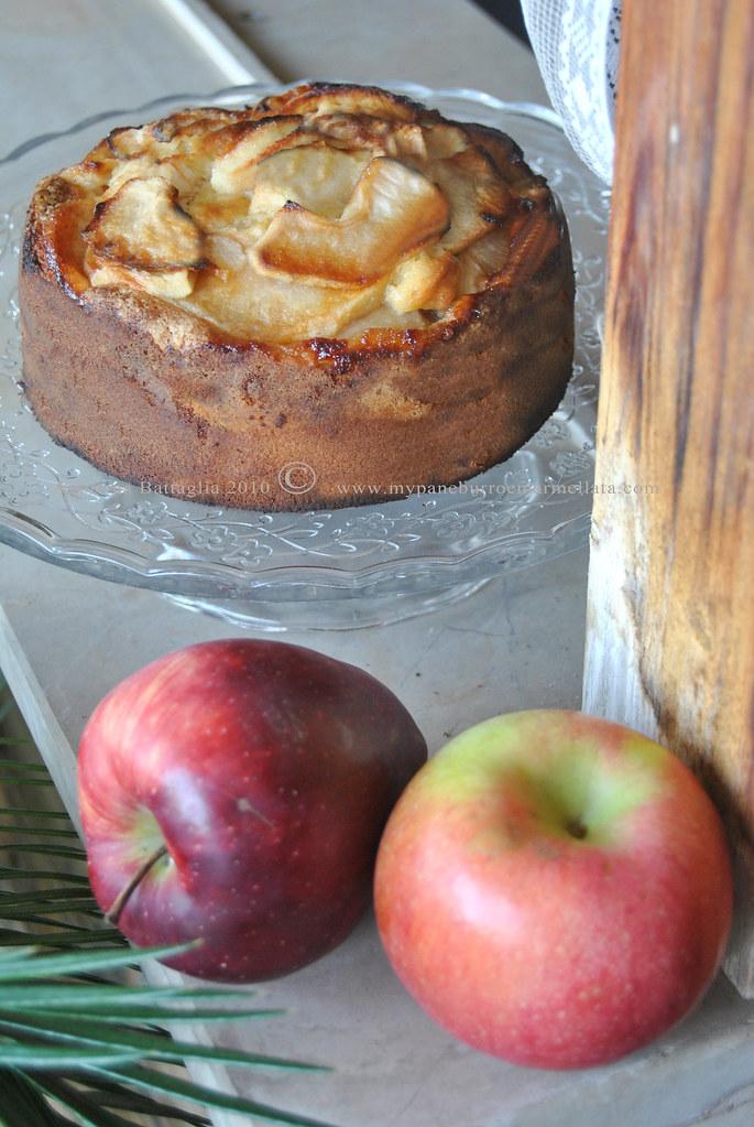 torta mele nonna dav