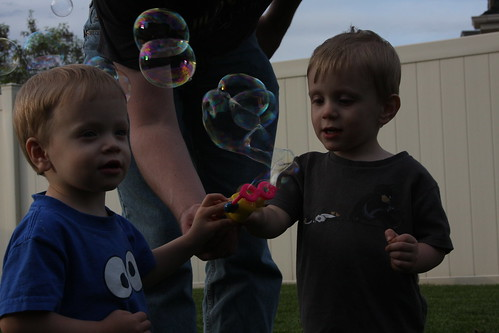 Twins with Bubbles