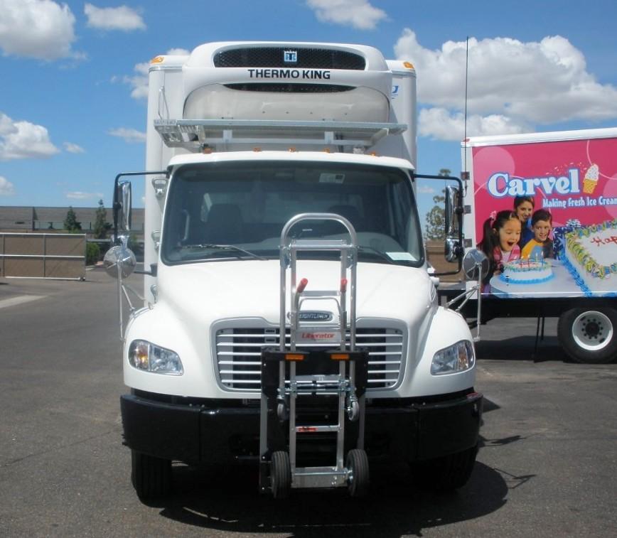 CF Foods LLC. Carvel Ice Cream Penske Freightliner M2