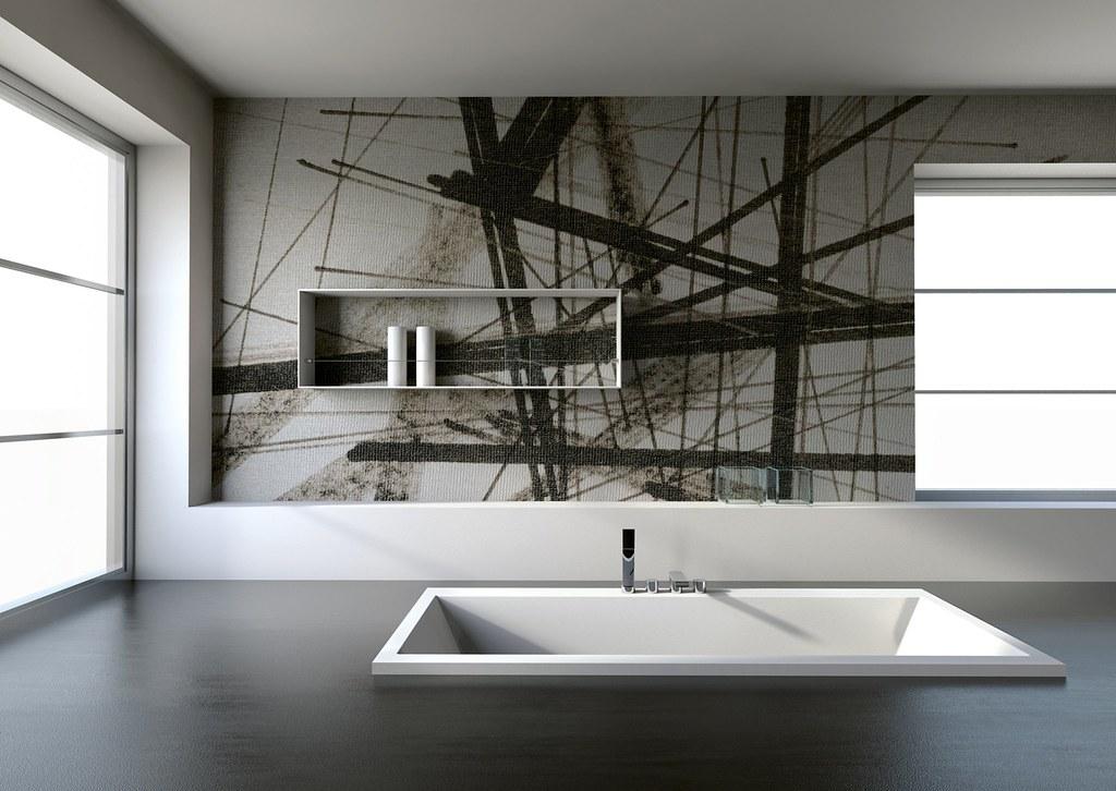 Paper Bathtub Series