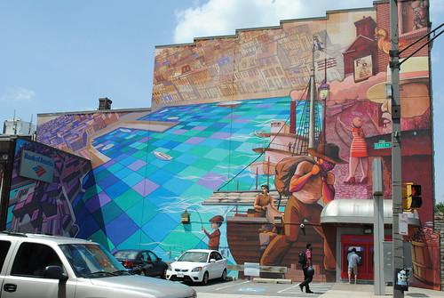 fells point mural