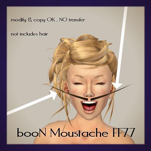 booN moustache1ff77