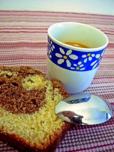 cake al caffè corretto