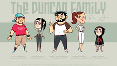 Duncan Family - Revised 2010