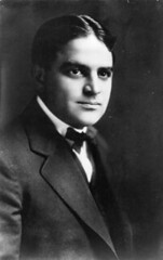 Fiorello La Guardia, circa 1910-14. (La Guardia and Wagner Archives) Tags: laguardia fiorellolaguardia fiorello thelittleflower mayorlaguardia