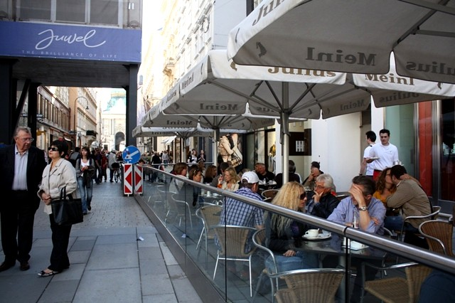 Cafe in Vienna 1