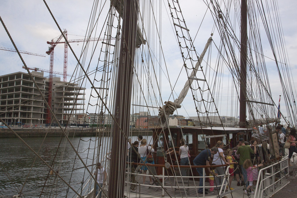 Second Day Of The Dublin Maritime Festival (2010)