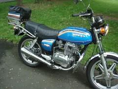 MOV03770 (jazgraf.com) Tags: t2 400cc 1978hondahawkmotorcyclecb400