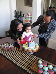 Lulu's First Birthday