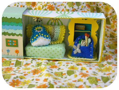 matchbox dollhouse