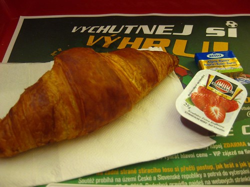 Croissant At Maccas!