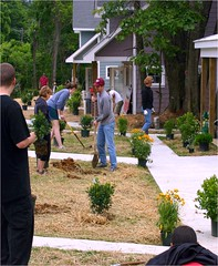 green affordable housing in Blacksburg VA (courtesy Enterprise Cmty Partners)