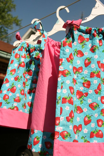 Pillowcase Dress 048