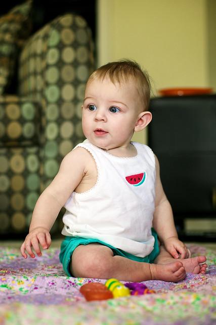 Little Miss Sit Up