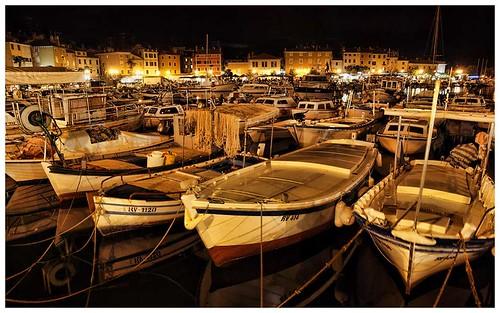Kikötő, Rovinj