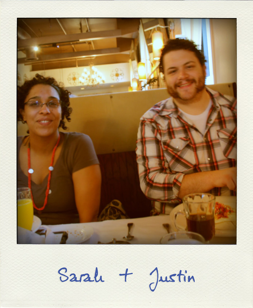 sarah + justin at masa in boston