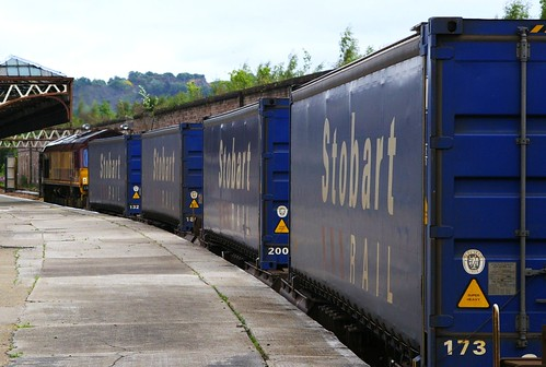 Perth- Stobart Rail  9/6/2010