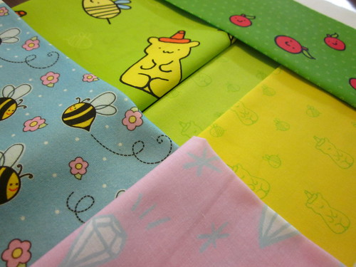 Spoonflower Fabric 9