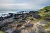 burleigh heads (Pawel Papis Photography) Tags: ocean morning sea sky seascape green beach water clouds sunrise landscape sand rocks raw hill wave australia calm queensland surfers goldcoast sigma1020 burleighheads canon400d