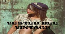 Vested Bee Vintage Ad