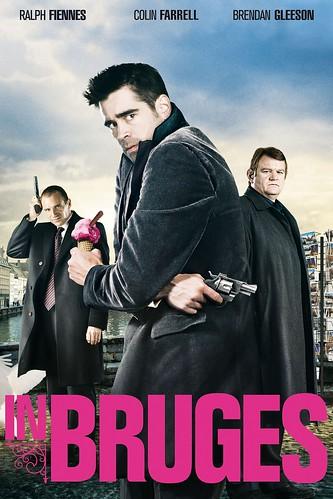 Залечь на дно в Брюгге / In Bruges (2008) HDRip
