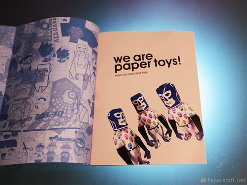 We Are Paper Toys Book 02