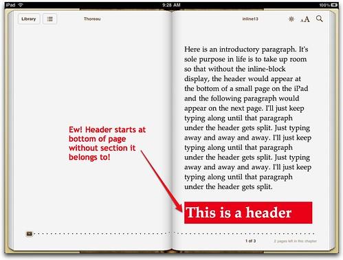 page 1 No inline-block