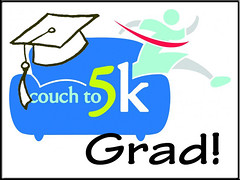 Couch to 5K Grad!