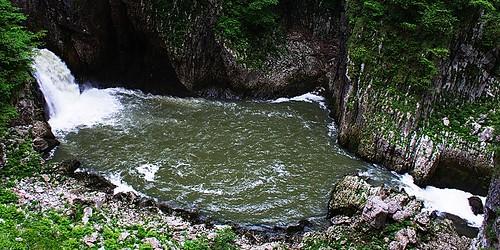 Škocjanske jame Falls