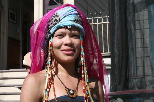SF Carnaval, African Dress