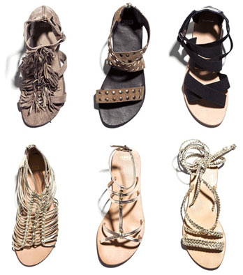 Sandals by ASOS