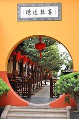 Shanghai - Entre du temple de Bouddha (Wintry_06) Tags: temple nikon 06 chine entre wintry d5000 wintry06