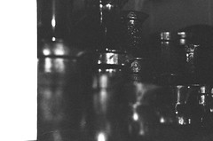 Organized (Jools Hy) Tags: bw photography blackwhite sarajevo craft fujifilm analogue negativescan praktica bosniaandherzegovina carsija prakticavlc2 pentacon50mmf1 may2010 joolshy neoplan1600profesional basarsija